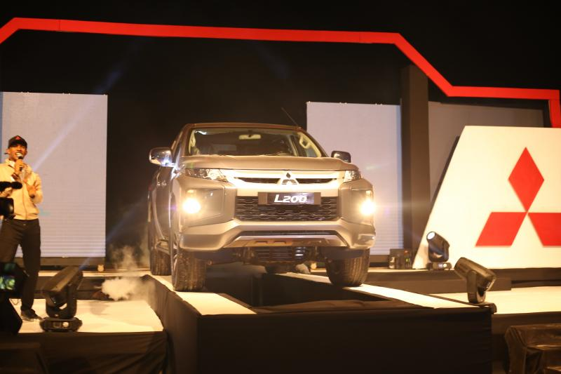 L200 Emerges As Pick-Up of The Year