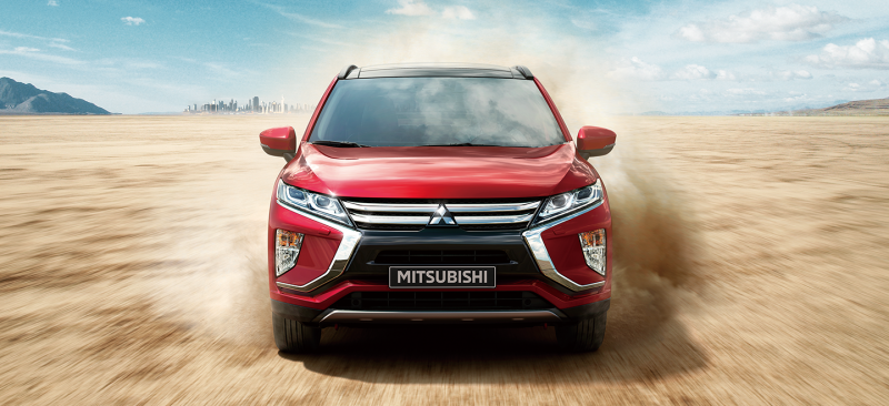 Meet The Eclipse Cross