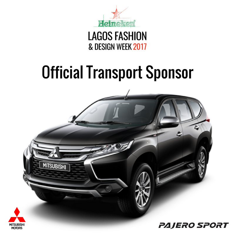 Mitsubishi Motors : Official sponsor of the 2017 Lagos Design and Fashion Week (LDFW)