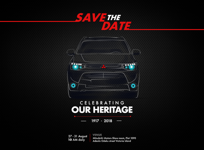 #MitsubishiMotorsHeritage — Massilia Motors hosts 101 Years of Mitsubishi Motors History