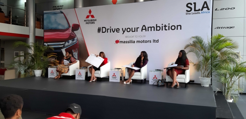 DRIVE YOUR AMBITION: Women Leading Corporates